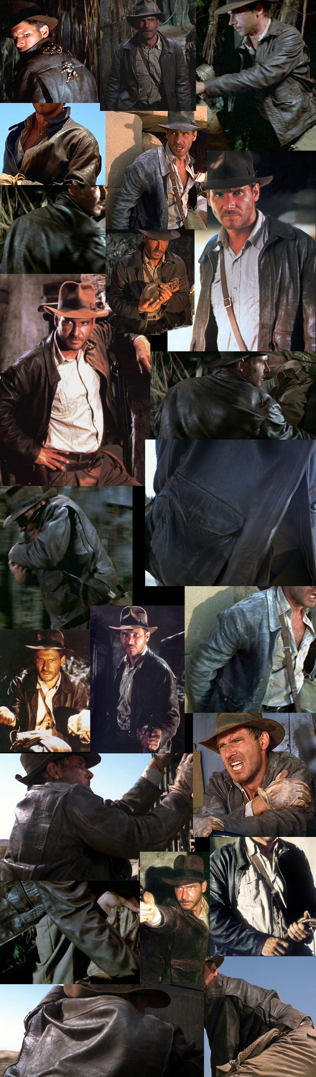 Raiders Of The Lost Ark Jacket